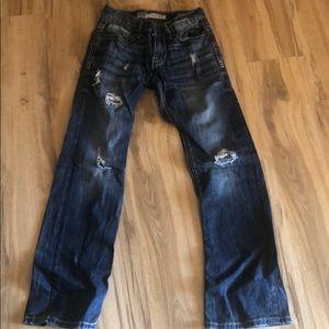 BKE Carter jeans 26R